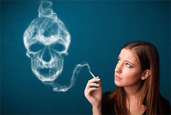 Phasen der Raucherentwöhnung Absichtsbildung